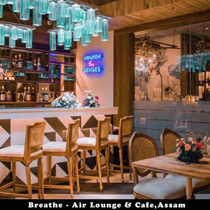 Breathe – Air Lounge & Cafe