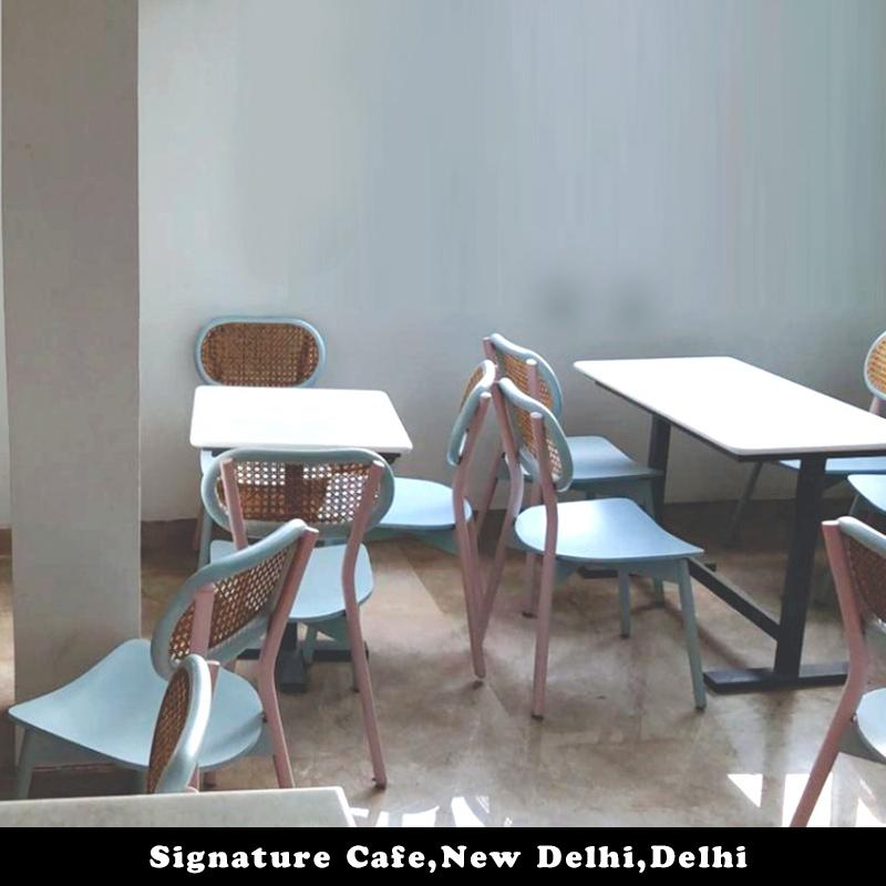 Signature Cafe,New Delhi