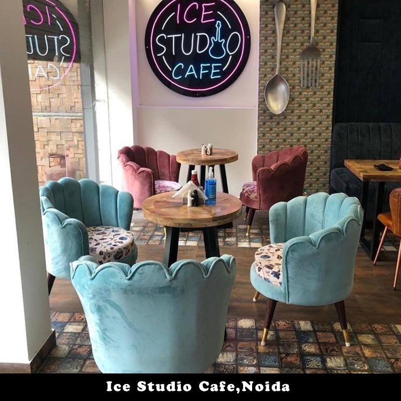 Ice Studio Cafe, Noida